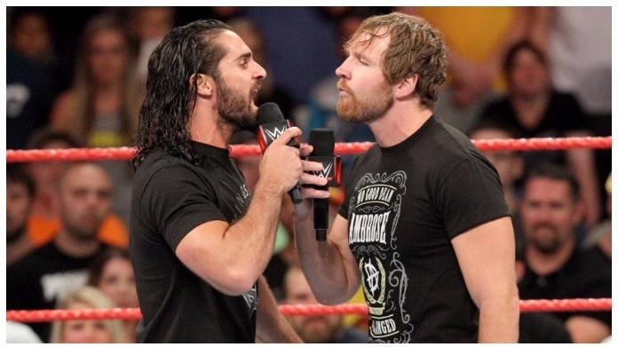 Possible heel turn coming in seth rollins and dean ambrose storyline dean ambrose m4hsunfo