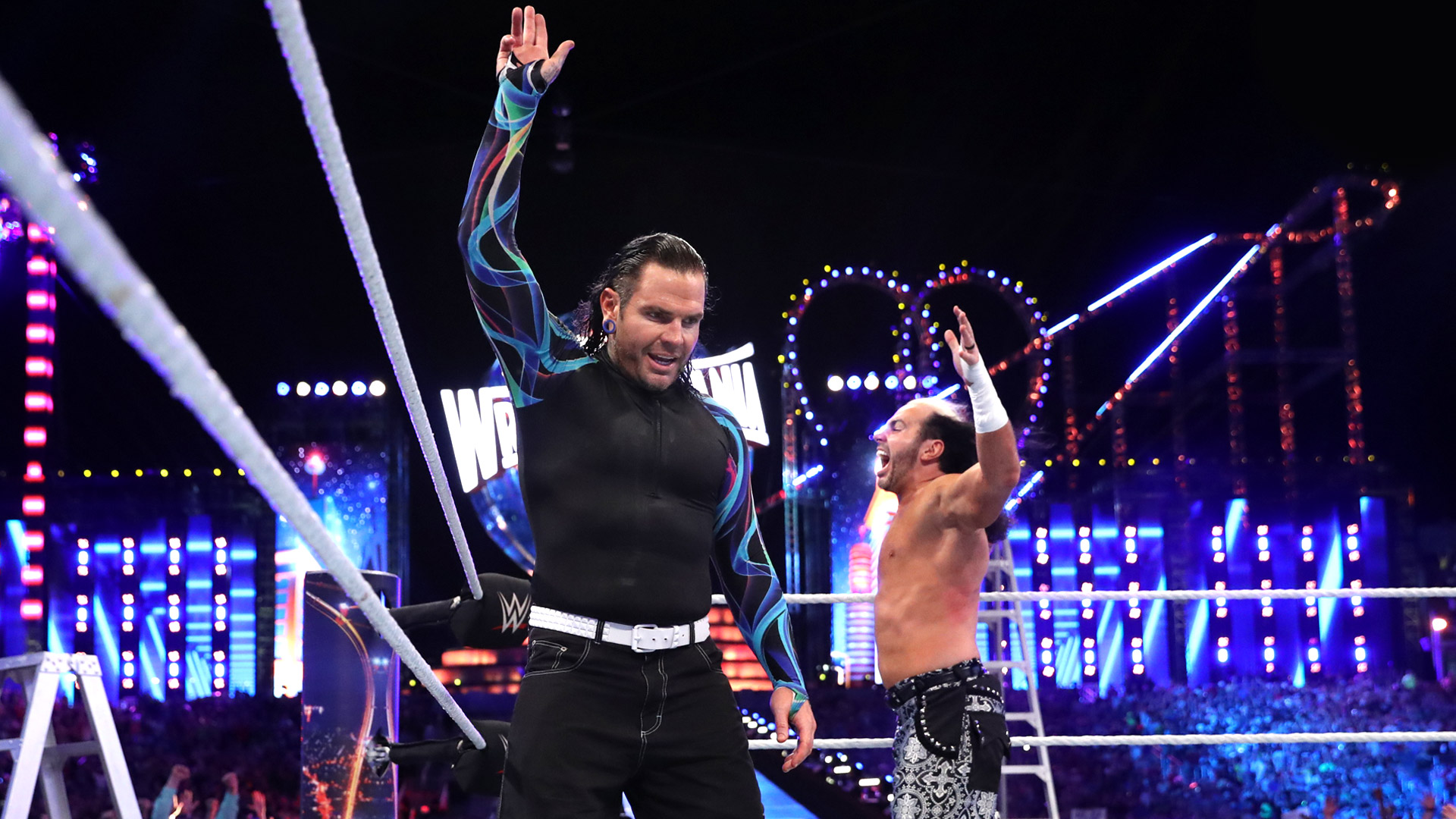 Jeff Hardy Holding CD Release Party After Upcoming Raw ...