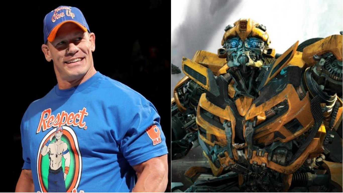 How The Bumblebee Movie Could Change John Cena's ...