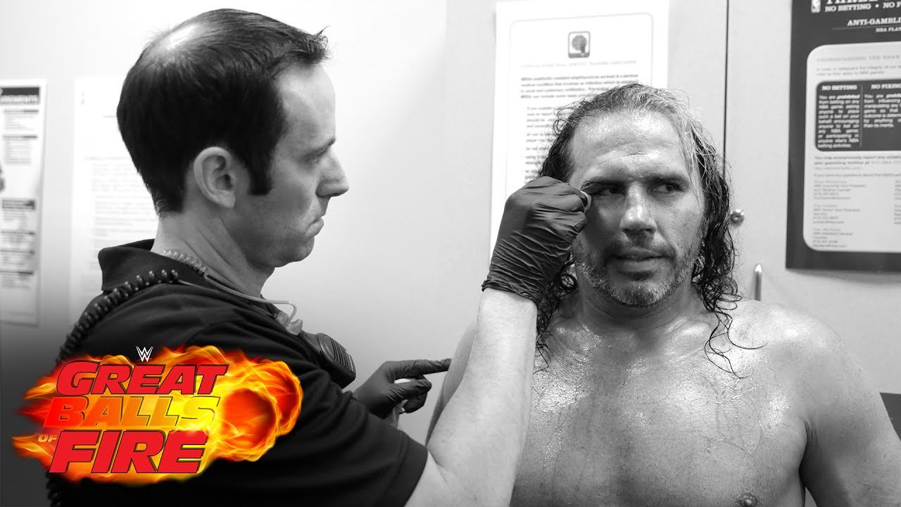 Possible Spoiler on Ambulance Match at WWE Great Balls of Fire