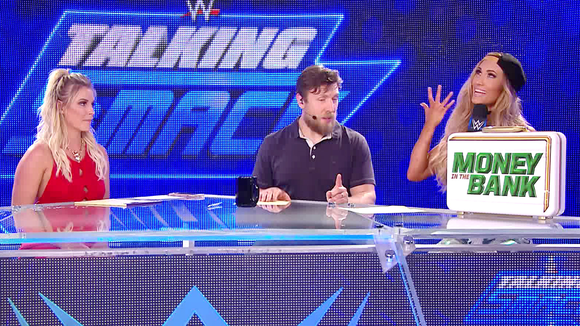 WWE Issues Statement Addressing Talking Smack Cancellation Reports