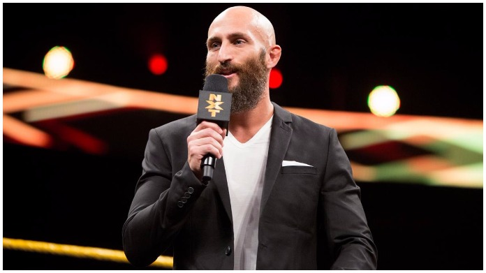 Huge Update Regarding Tommaso Ciampa's Injury, Not Expected Back Until Early 2018