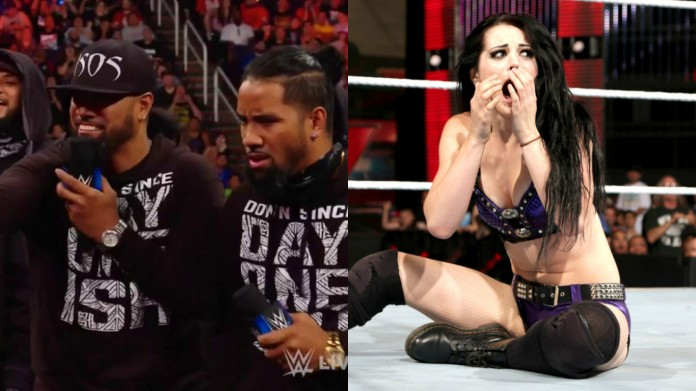 The Usos Reference The Paige Scandal During Rap Battle On ...