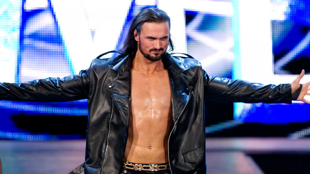 Drew McIntyre comments on health status following NXT Takeover: WarGames