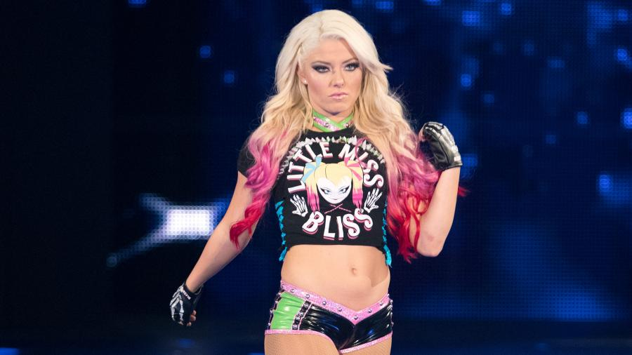 Alexa Bliss Wins Women's Championship On Last Night's WWE Raw