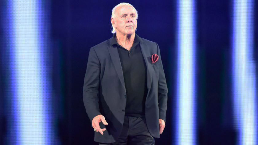 Conflicting Reports On The Nature Boy Ric Flair's Surgery