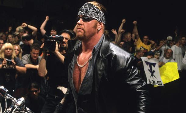 why the undertaker became the american badass