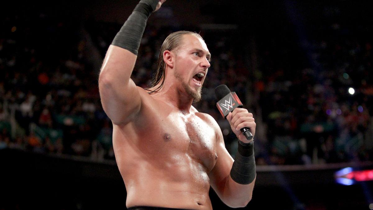 big cass is already taking no shave november to another level
