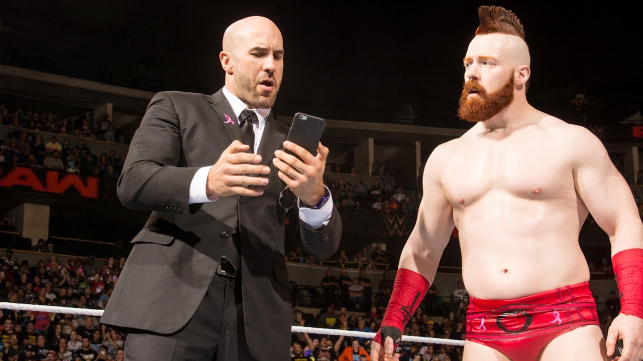 WWE No Mercy Results: Cesaro Loses Front Teeth After Turnbuckle To Face