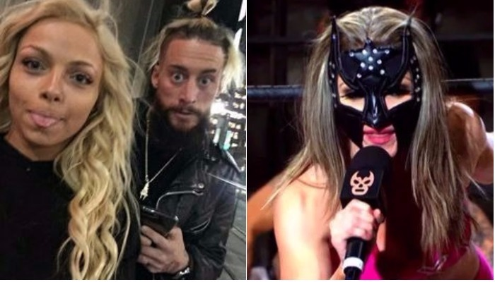 liv morgan confirms breakup with enzo amore is sexy star retiring