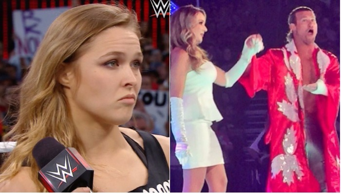 Ronda Rousey In Plans For Survivor Series 2017, WrestleMania 34