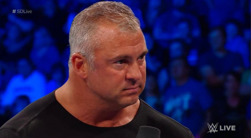Shane McMahon Suspended From WWE