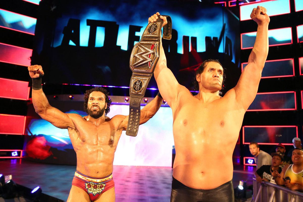 triple h on if the great khali will be making more appearances on wwe tv
