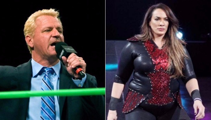 Report On The Rock Encouraging Nia Jax To Walk Away From WWE
