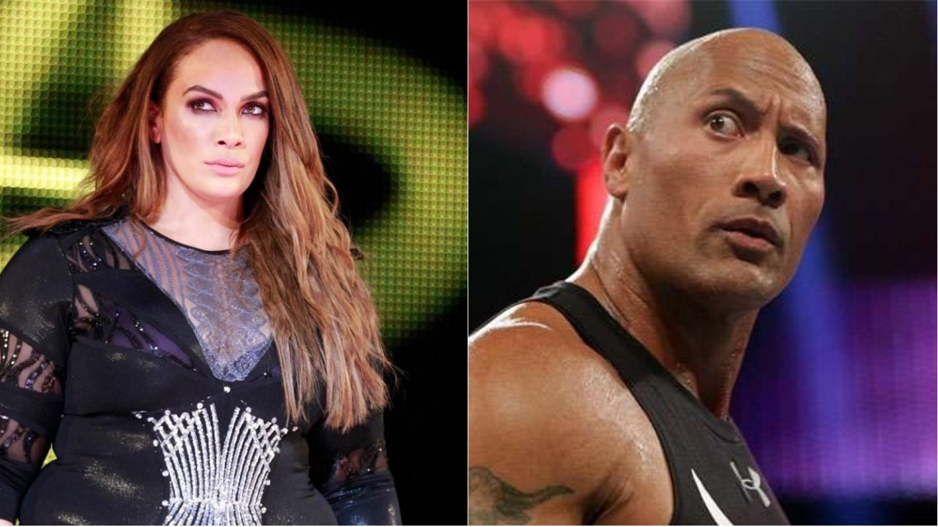 Sports Illustrated Says The Rock Encouraged Nia Jax To Walk Out