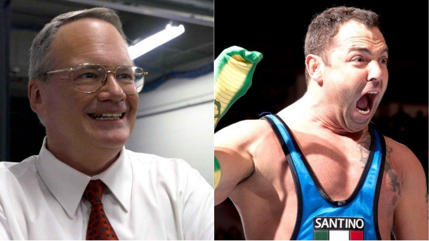 Jim Cornette and Santino Marella Get Into Heated Argument At Wrestling Convention