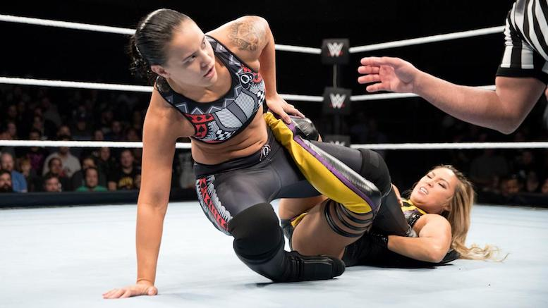 Shayna Baszler Signing Made Official By WWE