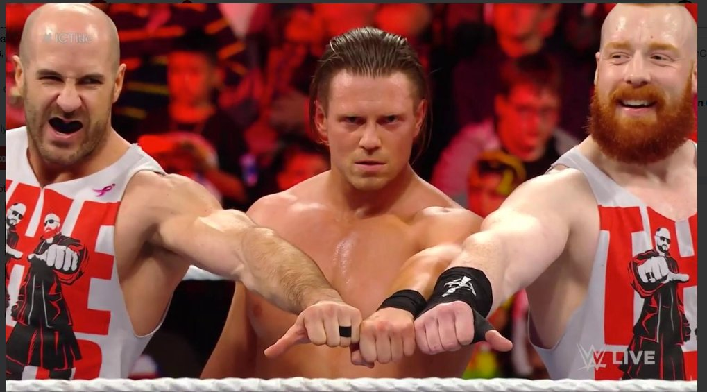 Possible Match Involving The Shield At WWE TLC