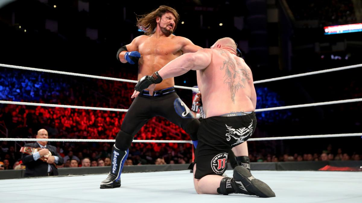 Paul Heyman: AJ Styles Is Everything Hart, Flair & Michaels Were