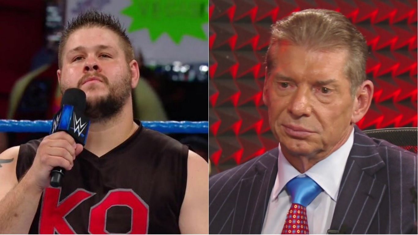 Vince McMahon Not Happy With Kevin Owens' Match At WrestleMania 33