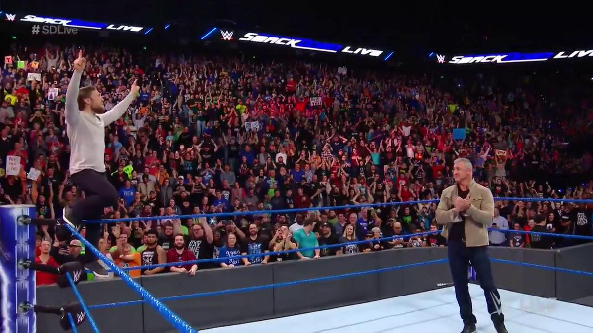 SmackDown Live trio unveil their new name