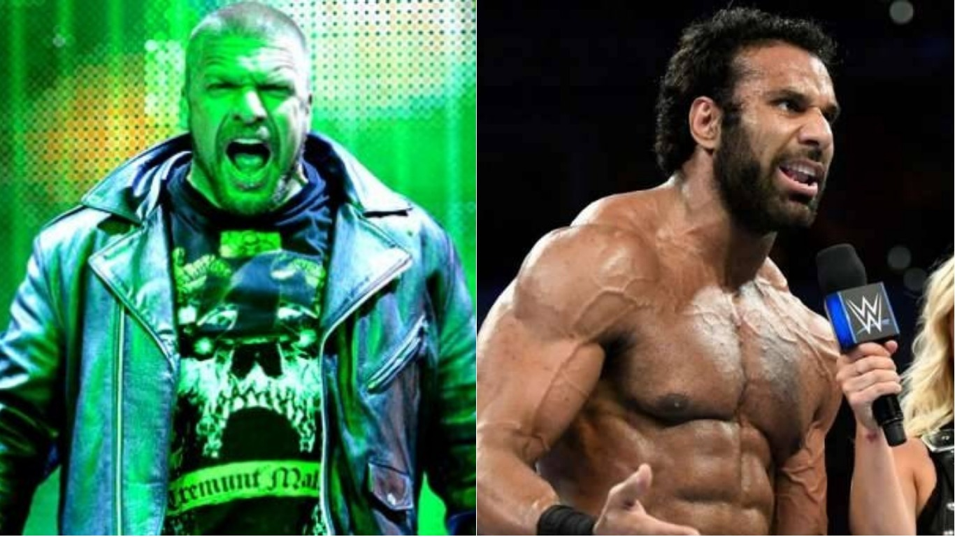 Triple H to Face Jinder Mahal in India?