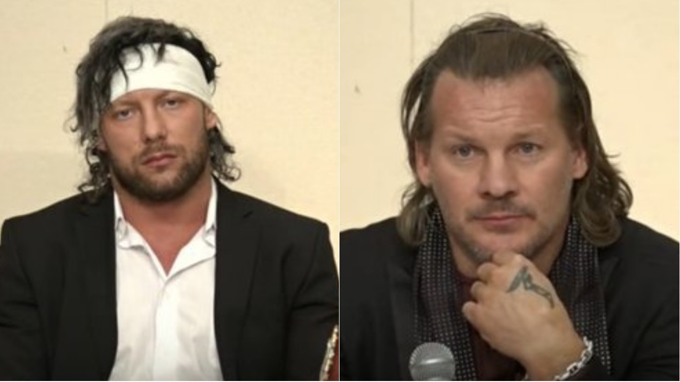 Chris Jericho Reacts To His Surprise Attack On Kenny Omega