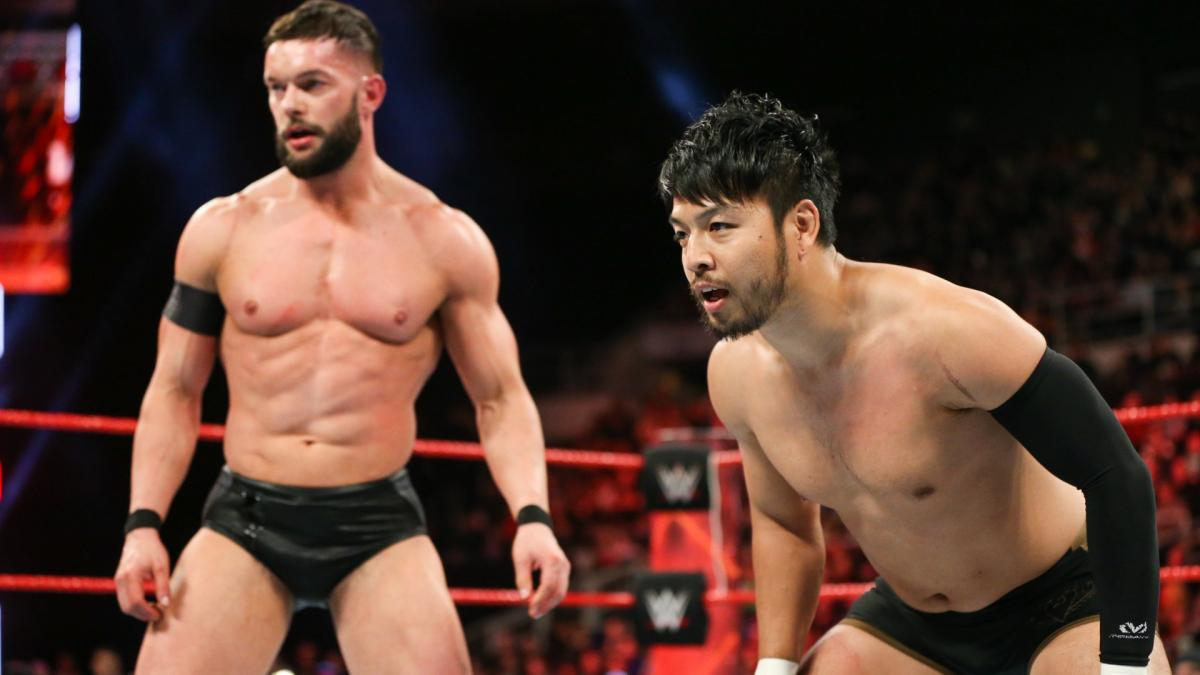 WWE Hypes Hideo Itami's 205 Live Debut