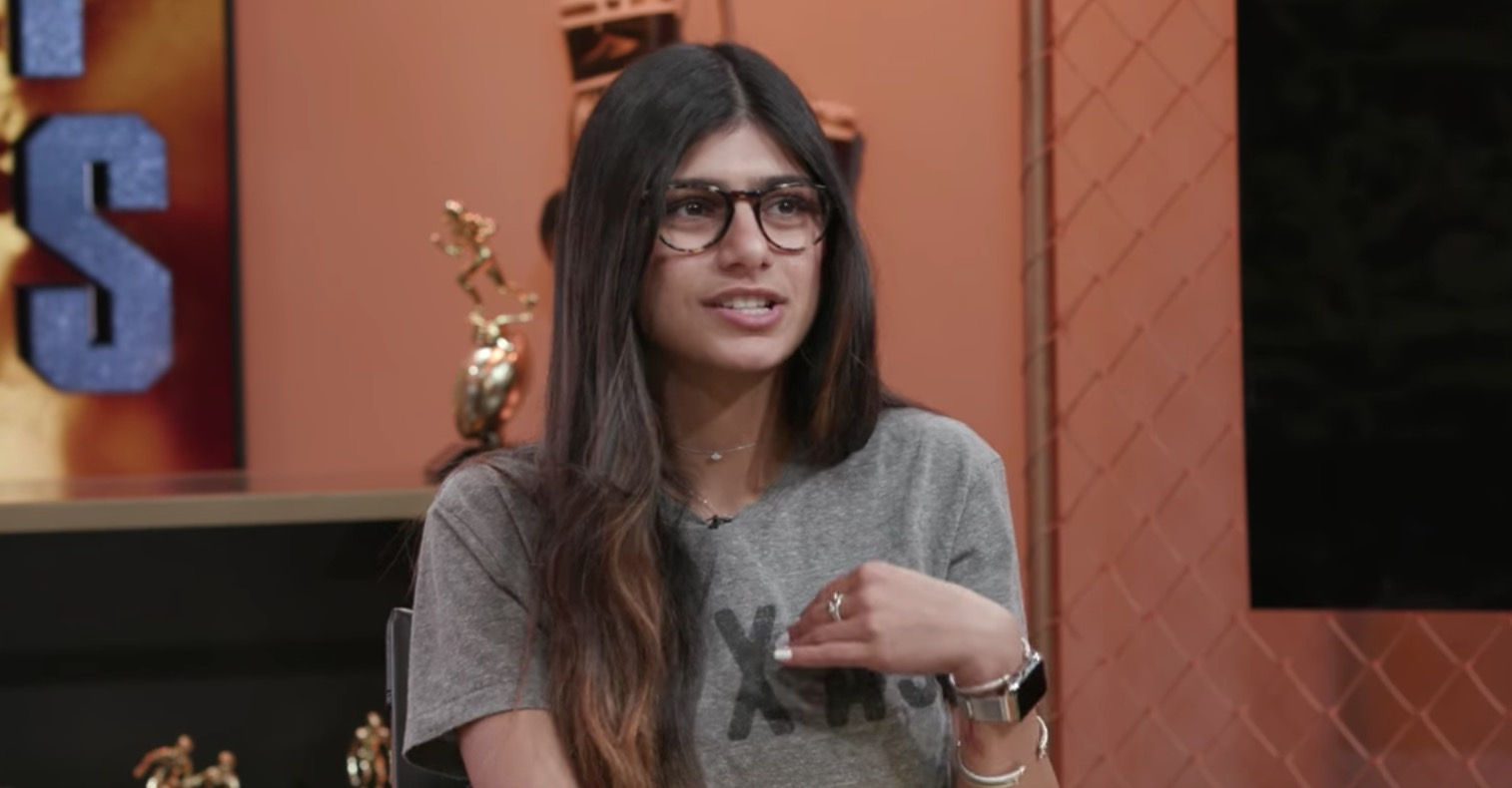 Mia Khalifa Real Or Fake