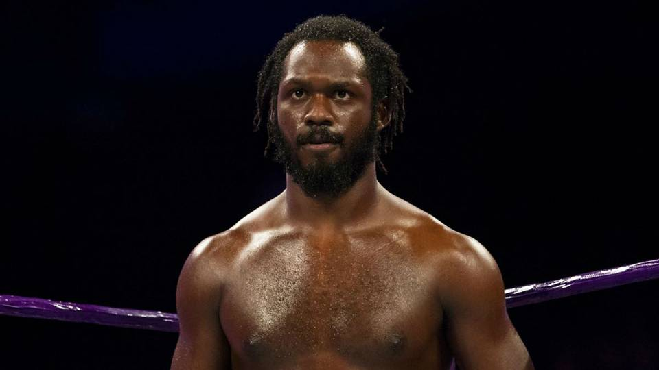 Backstage Reaction To Rich Swann's Arrest