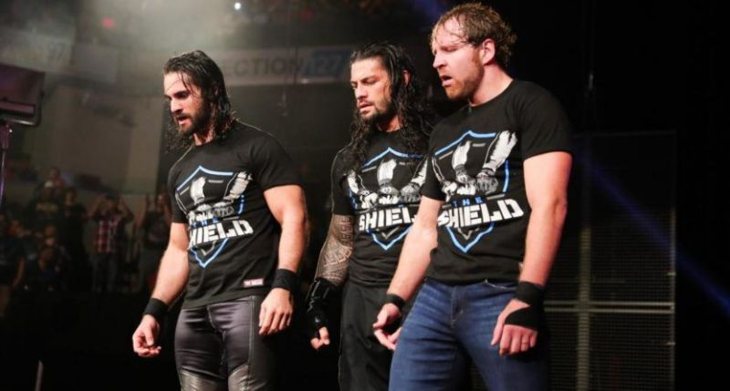 Roman reigns asked to choose between seth rollins and dean ambrose roman reigns m4hsunfo