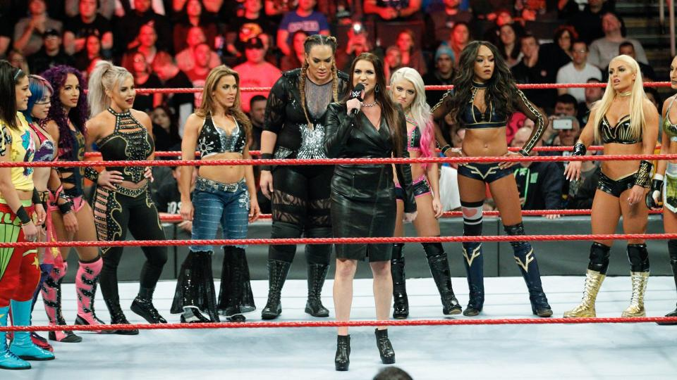 First Women's Rumble Match Announced For WWE Royal Rumble