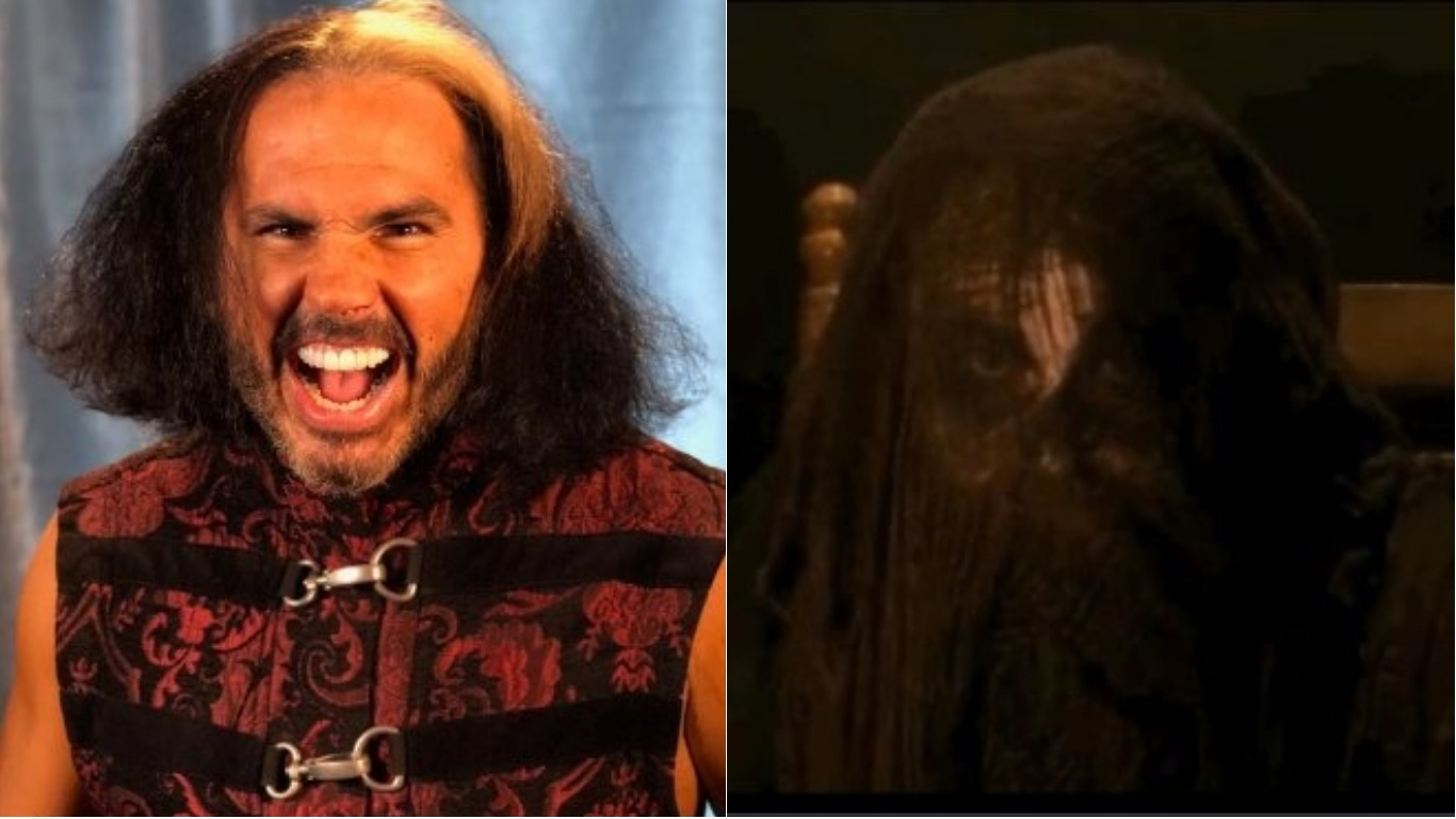 Backstage News On Matt Hardy's 'Woken' Character And His Creative Freedom