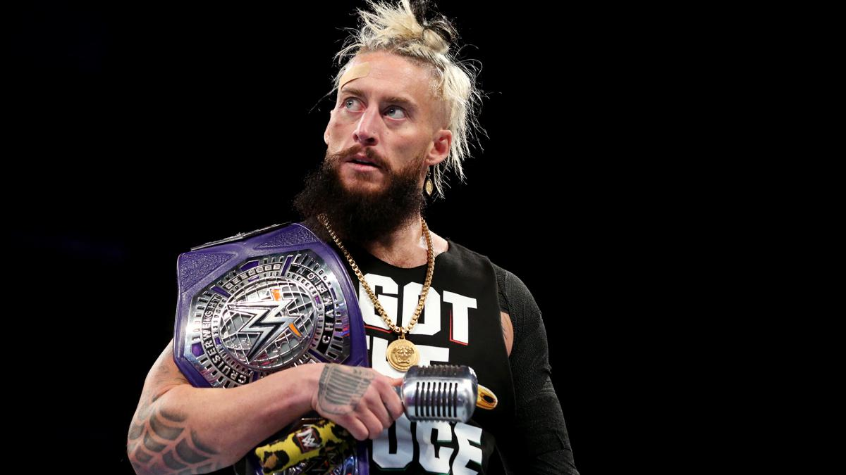 Enzo Amore has been hospitalized ahead of WWE Raw title defense