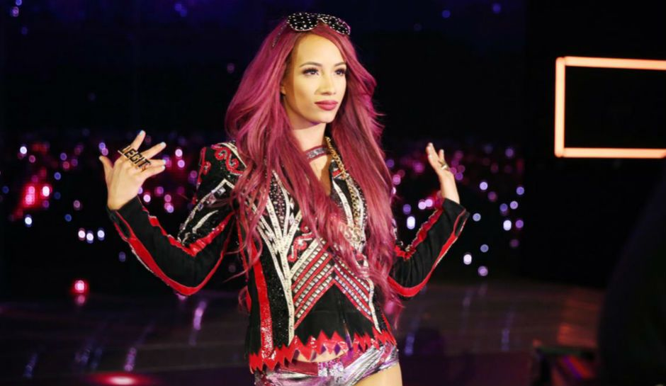 Sasha Banks Claims She's The Greatest Women's Wrestler Ever
