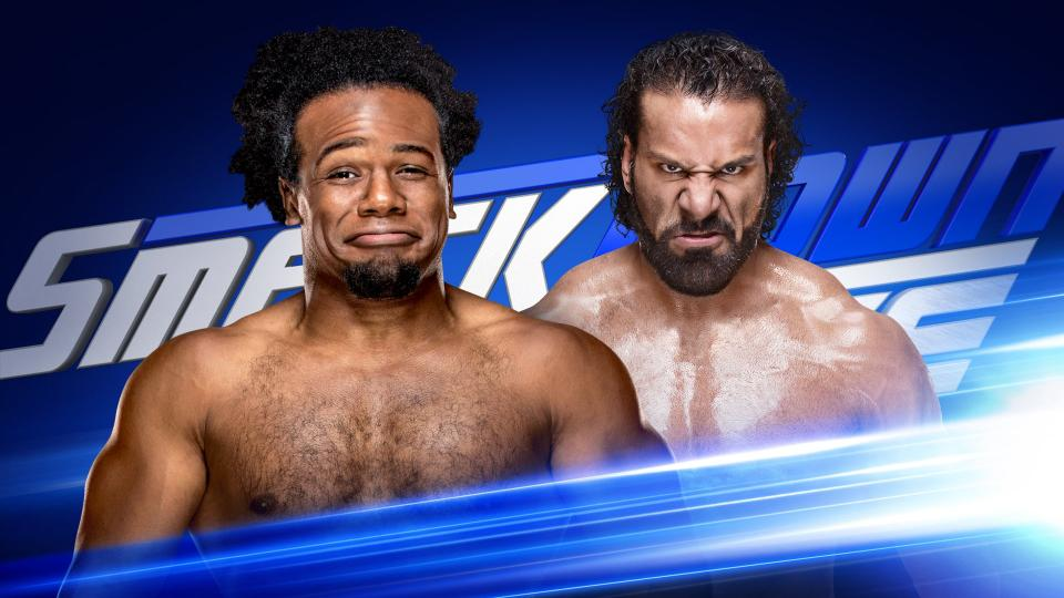 New WWE United States Champion crowned on Smackdown Live