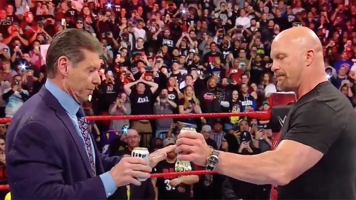 Vince McMahon announces return of the XFL