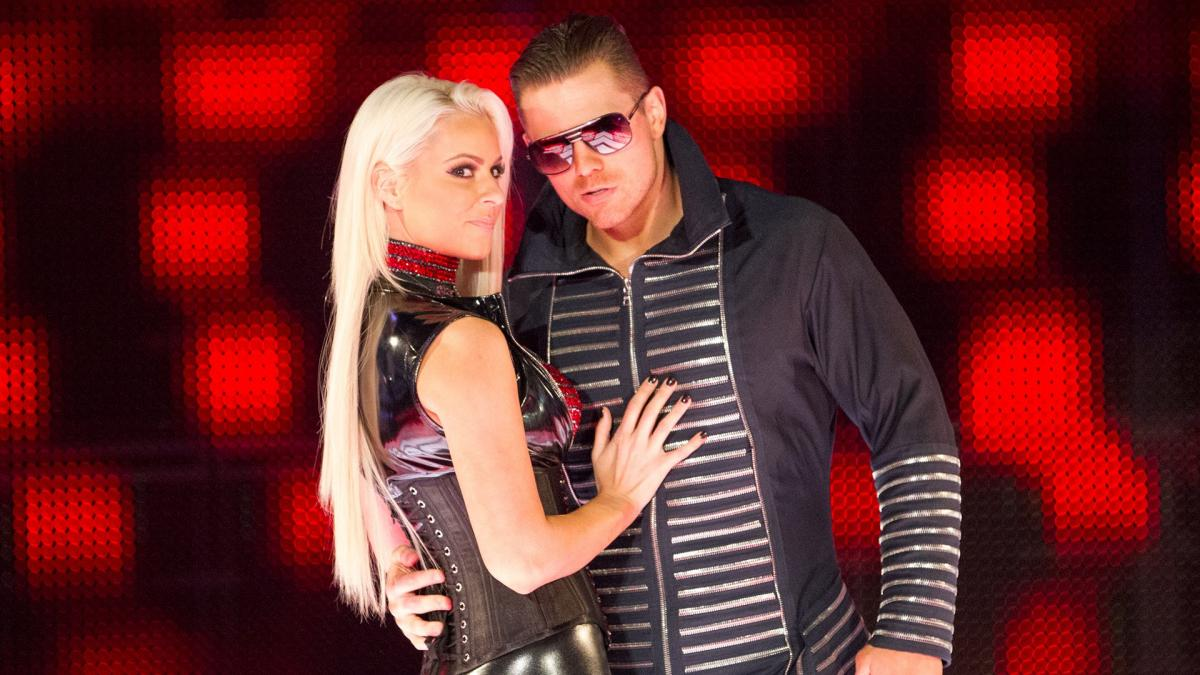 USA Network wrestles with Miz & Mrs