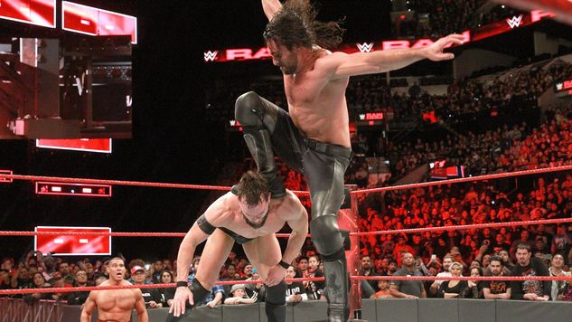 Ranking The Top 5 Finishing Moves On WWE Raw Right Now