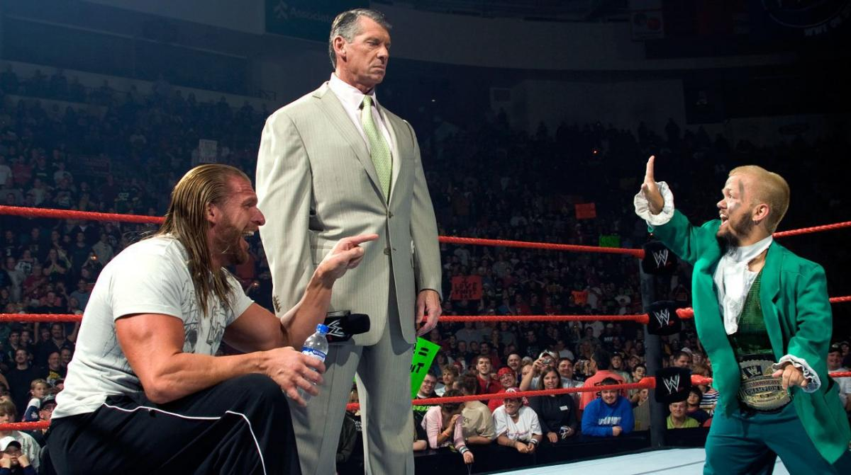 Vince McMahon No Longer In Charge, Triple H Takes Over