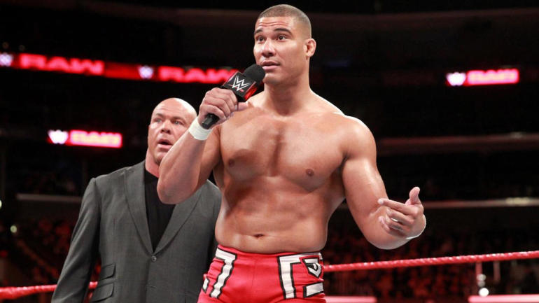 WWE Announced Jason Jordan Is Out Indefinitely After Having Neck Surgery