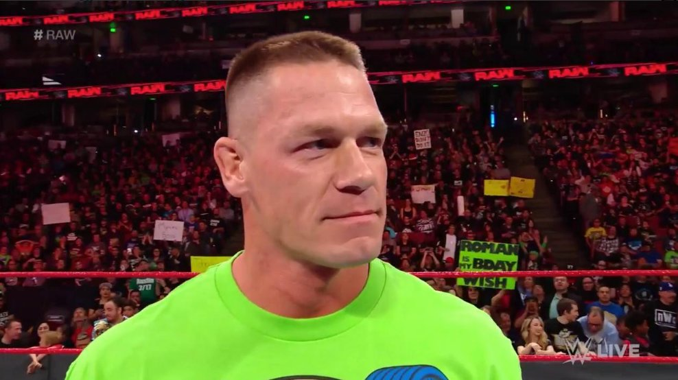John Cena Openly Challenges Undertaker After Elimination Chamber Event