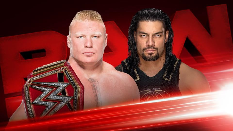WWE Elimination Chamber results: Roman Reigns to face Brock Lesnar at WrestleMania