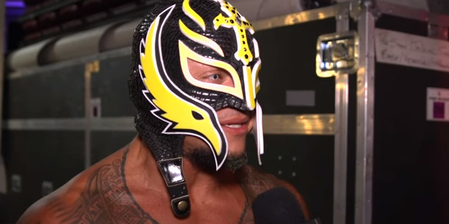 pas cher pour réduction amazon profiter du meilleur prix Rey Mysterio On Why He Agreed To Lose His Mask In WCW