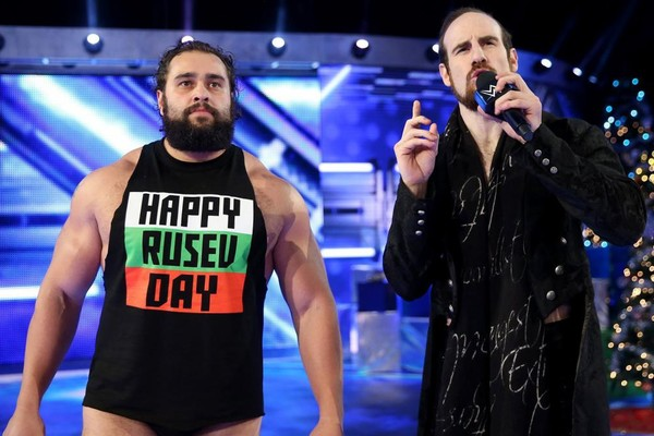 WWE Smackdown preview: Three matches advertised, top ten rankings