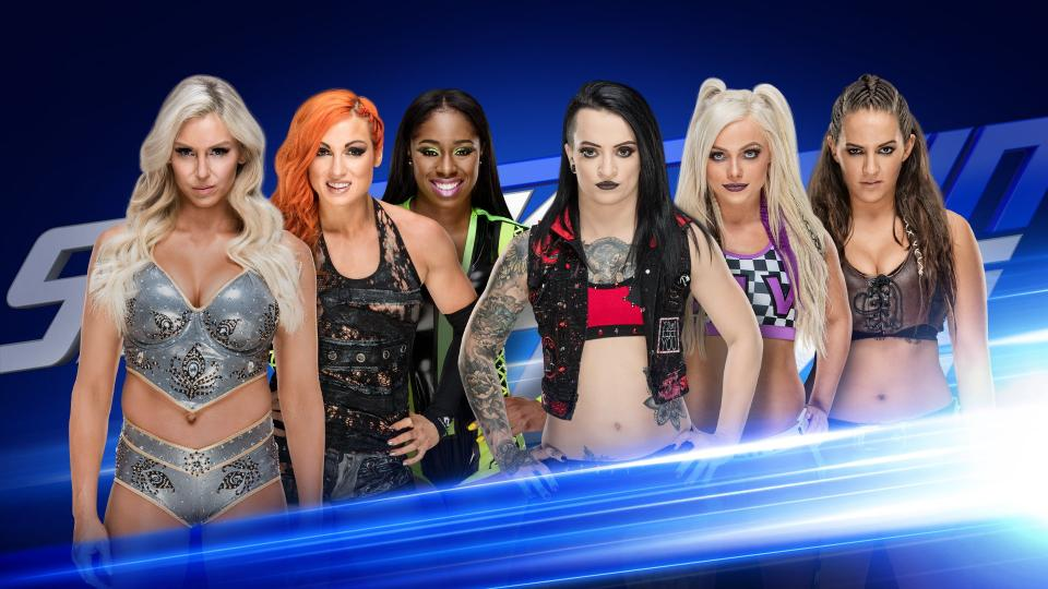 Preview For Tonight's Episode Of WWE SmackDown Live