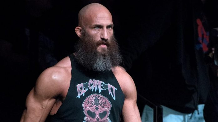 Tommaso Ciampa Challenges Shawn Michaels And Refuses To