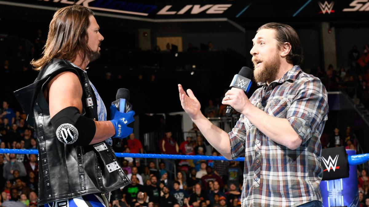 AJ Styles Wants To Face Daniel Bryan, Seth Rollins, Finn Balor