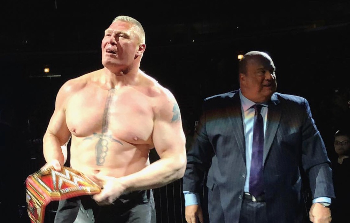 WWE fans furious after Brock Lesnar works 35-second match at Chicago live event