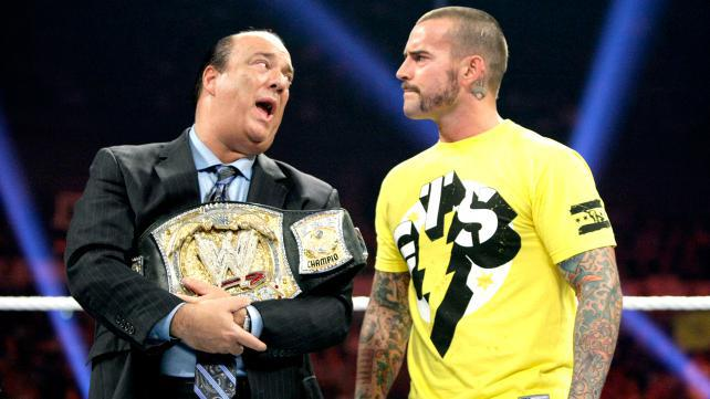 cm punk and paul heyman relationship quizzes